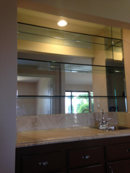 Leucadia Glass Mirrors